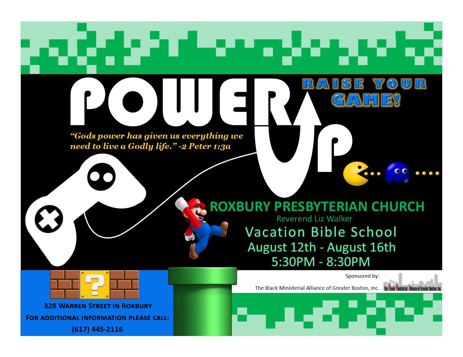 Vacation Bible School | BMA of Greater Boston